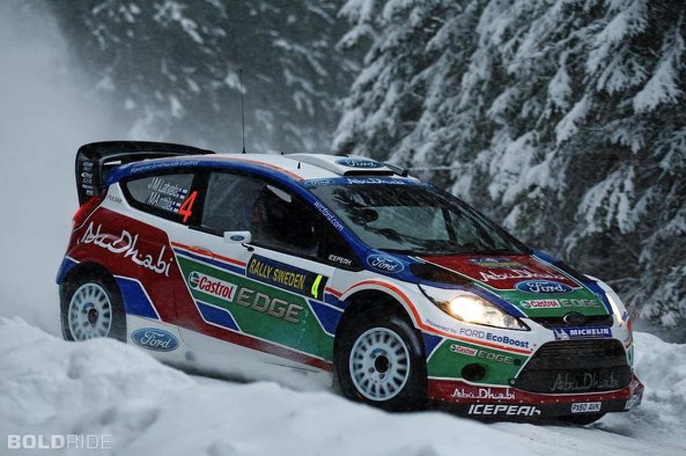 Ford Follows MINI Out of World Rally Championship