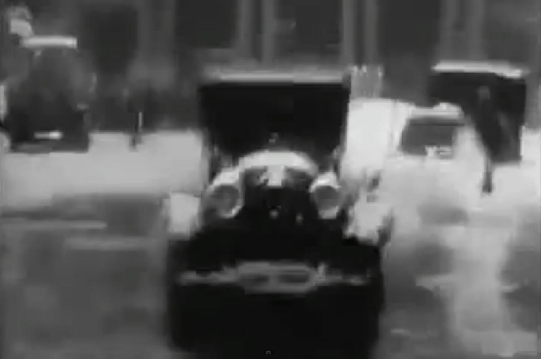 1926 Firefighter Dashcam Footage Possibly Worlds Oldest