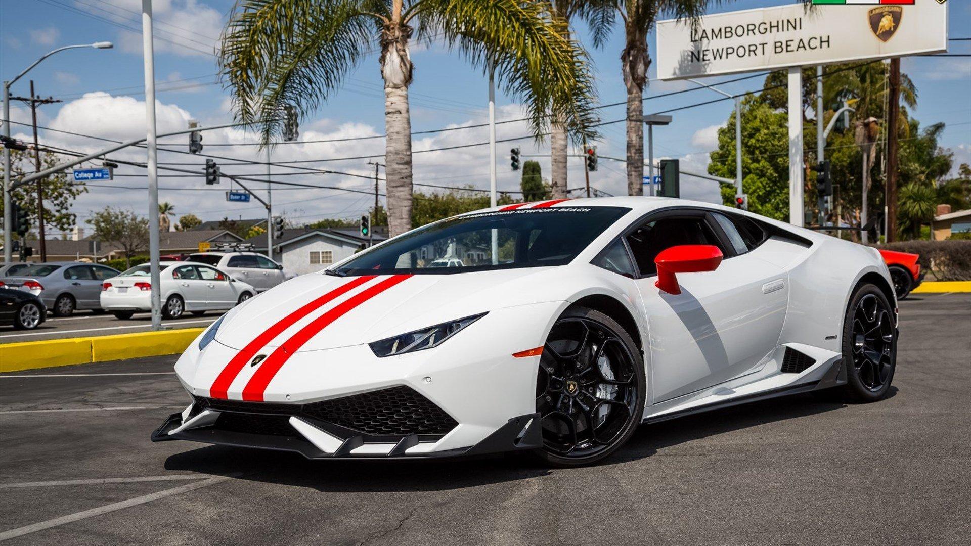 Lamborghini Huracan With Aero Pack Real Life Photos Surface