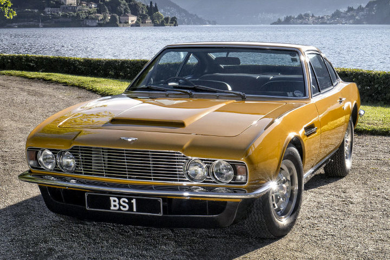 Aston Martin DBS from