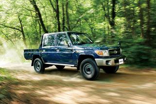 Toyota Denies US Land Cruiser 70 [w/Video]