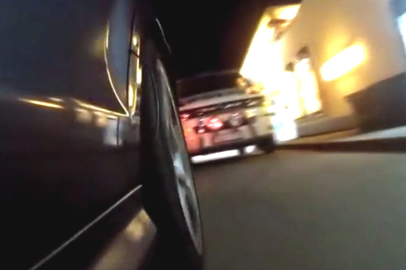 Mercedes-Benz C63 AMG Taunts, Evades Cops- Twice! [videos]