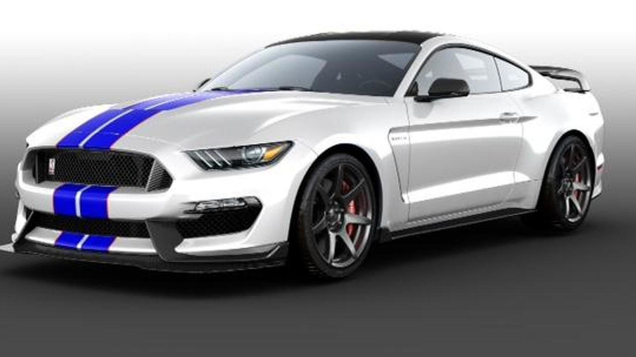 2016 Shelby GT350R Mustang for the Cattle Baron's Ball Auction