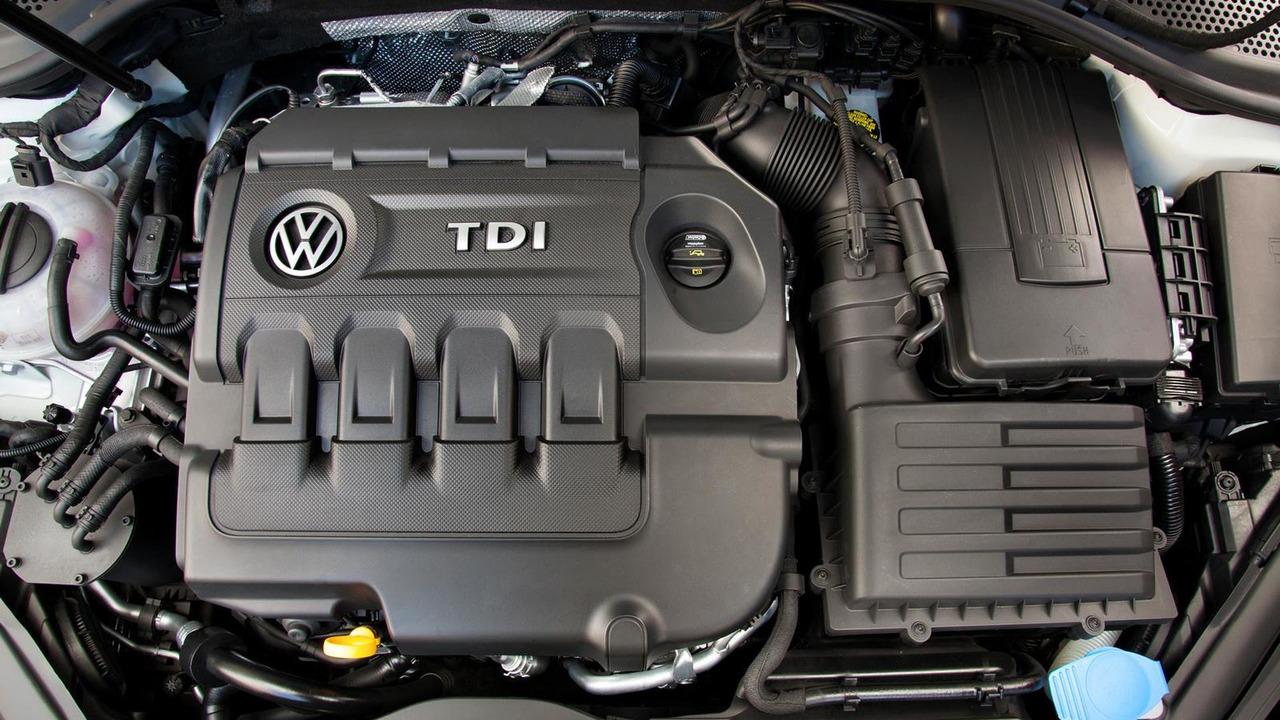 2015 Volkswagen Golf TDI (US-spec)