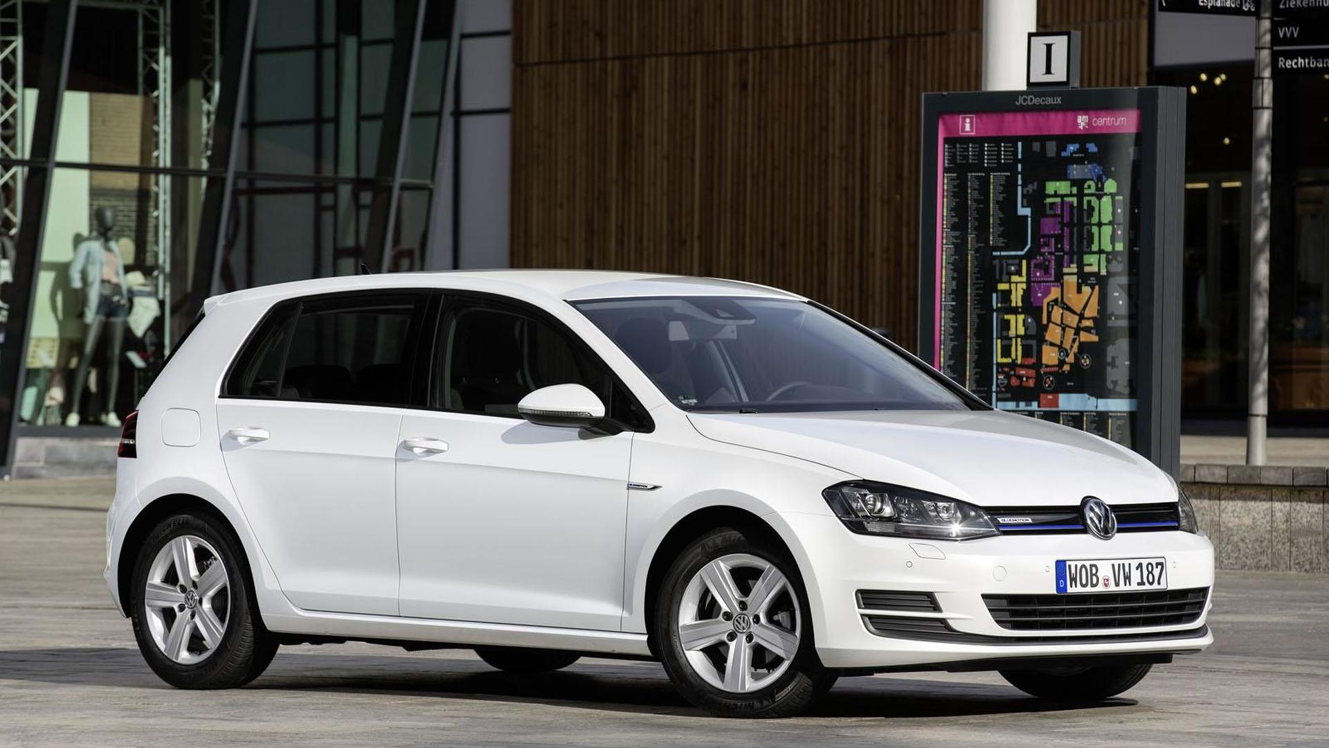 Volkswagen Golf Tsi Bluemotion Unveiled With A 1 0 Liter Engine