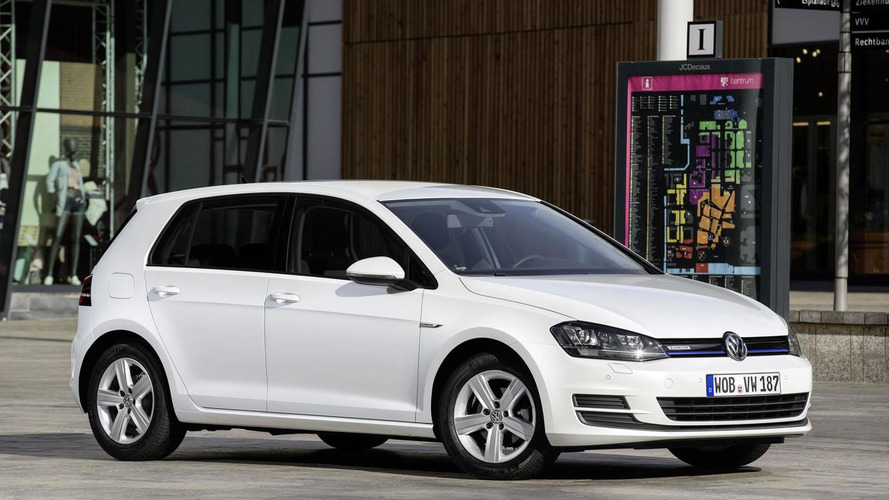 Volkswagen Golf TSI BlueMotion unveiled with a 1.0-liter engine