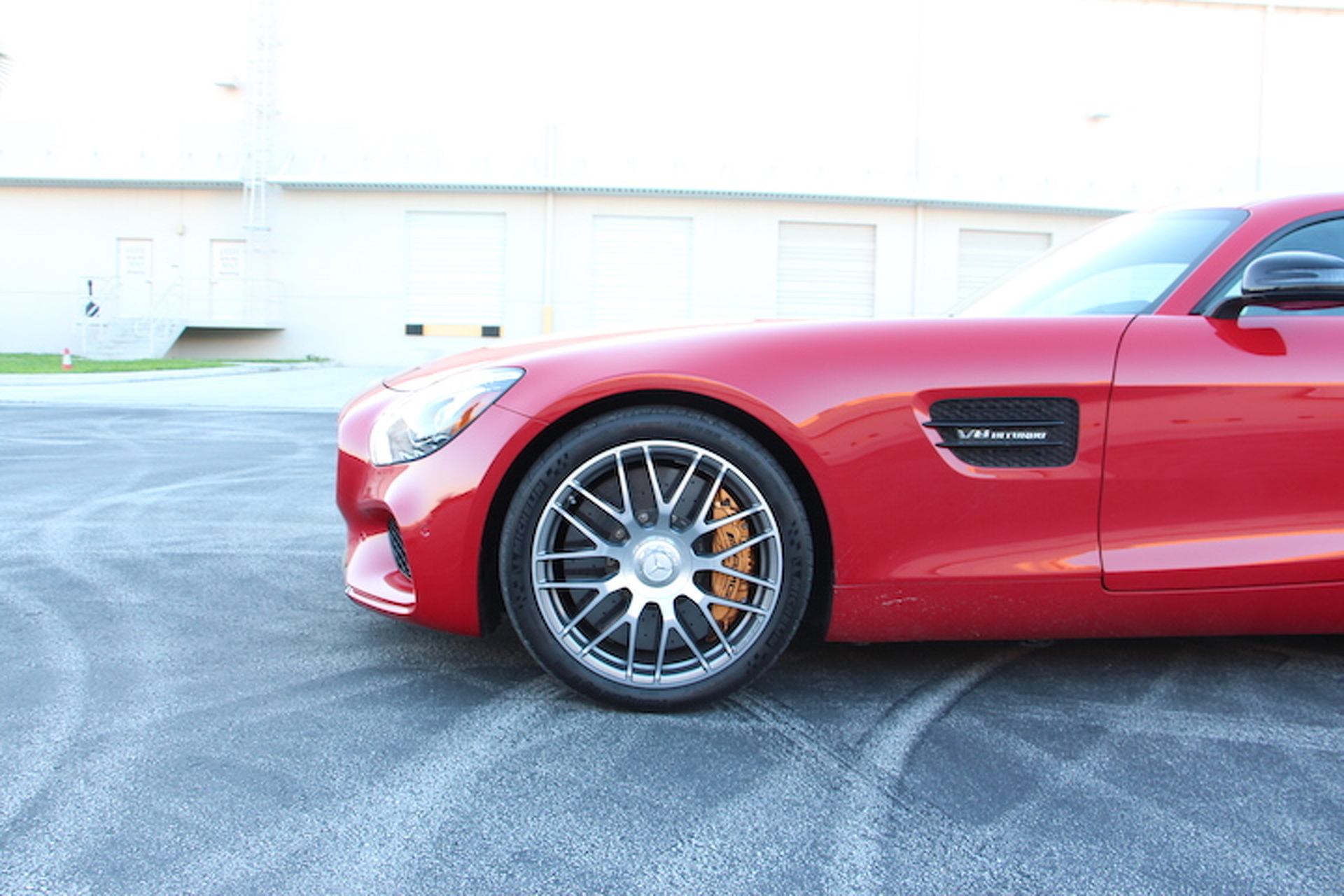 The Mercedes Amg Gt Should Come With A Heart Rate Monitor Review