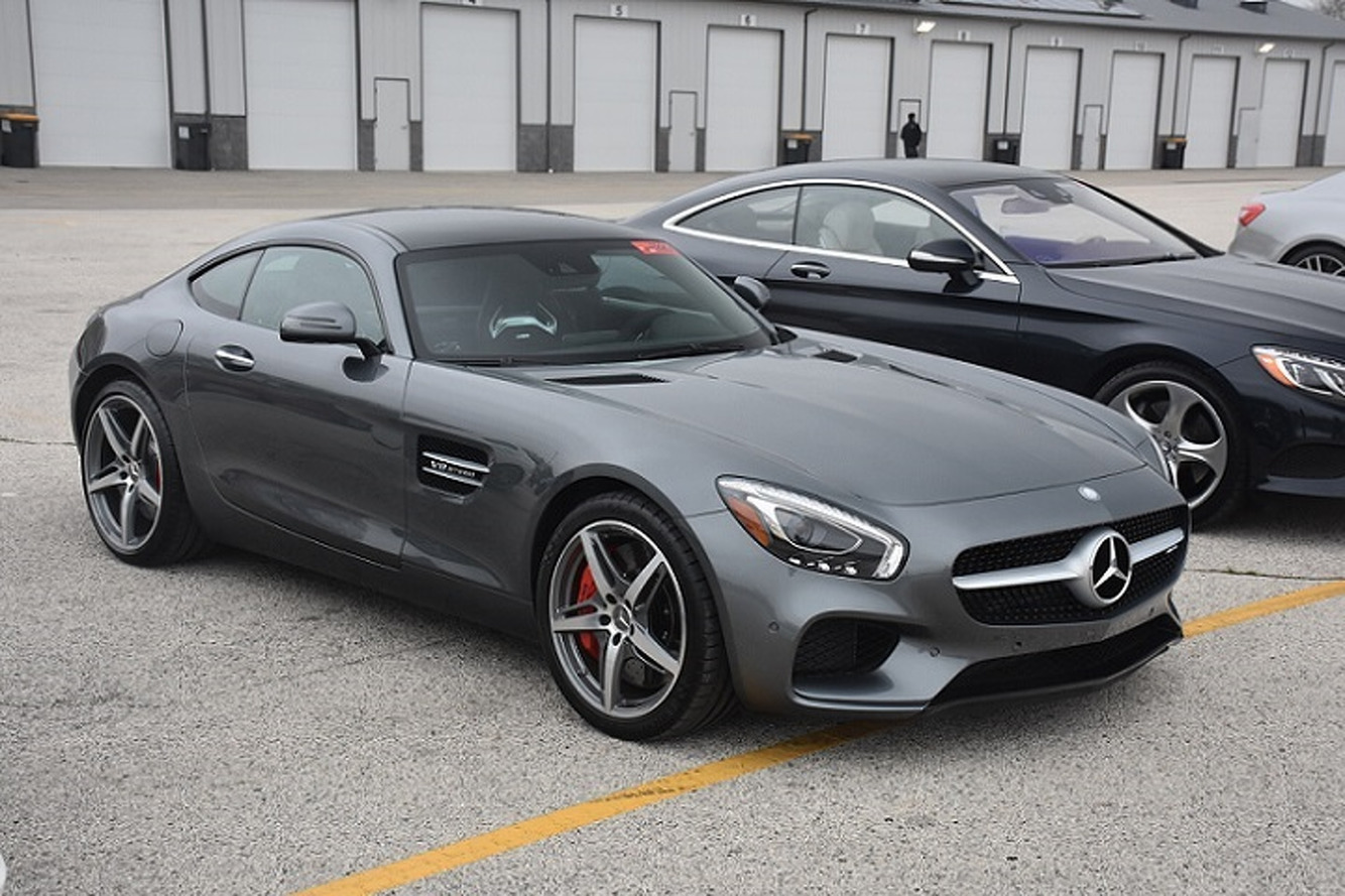 2015 Mercedes-AMG GT First Drive: Symphony Of Destruction