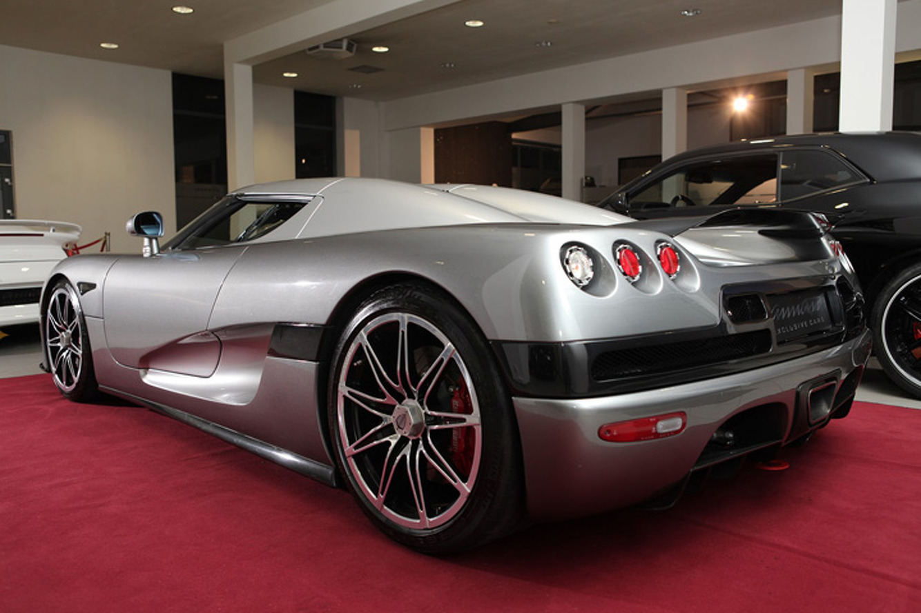 Give this 891HP Koenigsegg CCR Evolution a Home