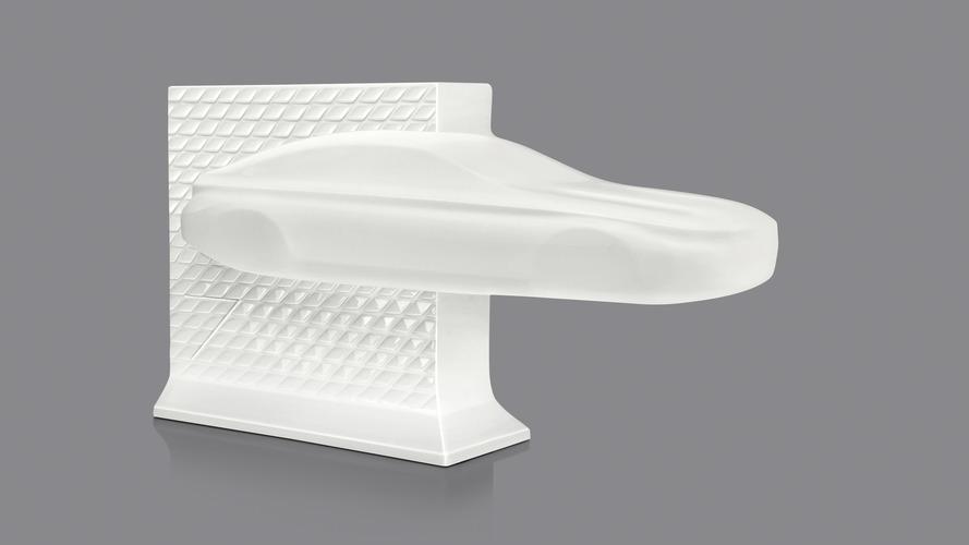 BMW 7 Series-inspired porcelain sculpture makes our bidet