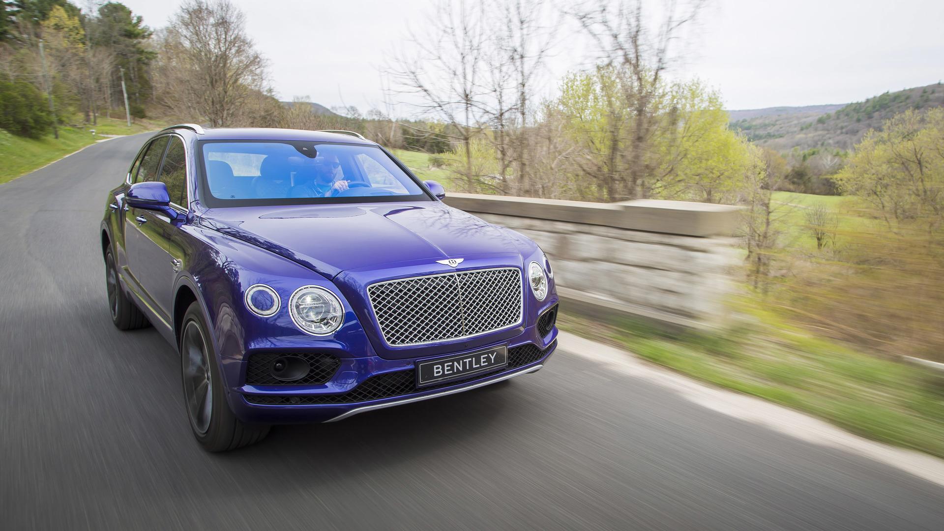 Bentley Continental GT 2017 tamamen yeni bir platformda