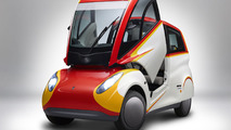 Shell concept car based on Gordon Murray's T.25