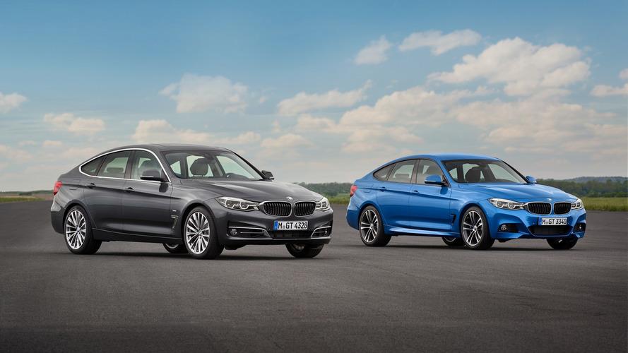 BMW 3 Serisi GT'nin ipi çekililiyor