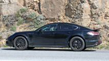 Porsche Panamera Coupe spy photo