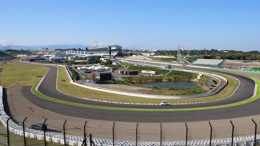 Volcano could affect Japan GP - report