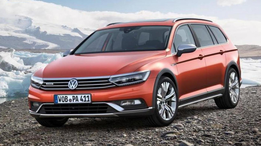 Volkswagen Passat Alltrack goes up for order