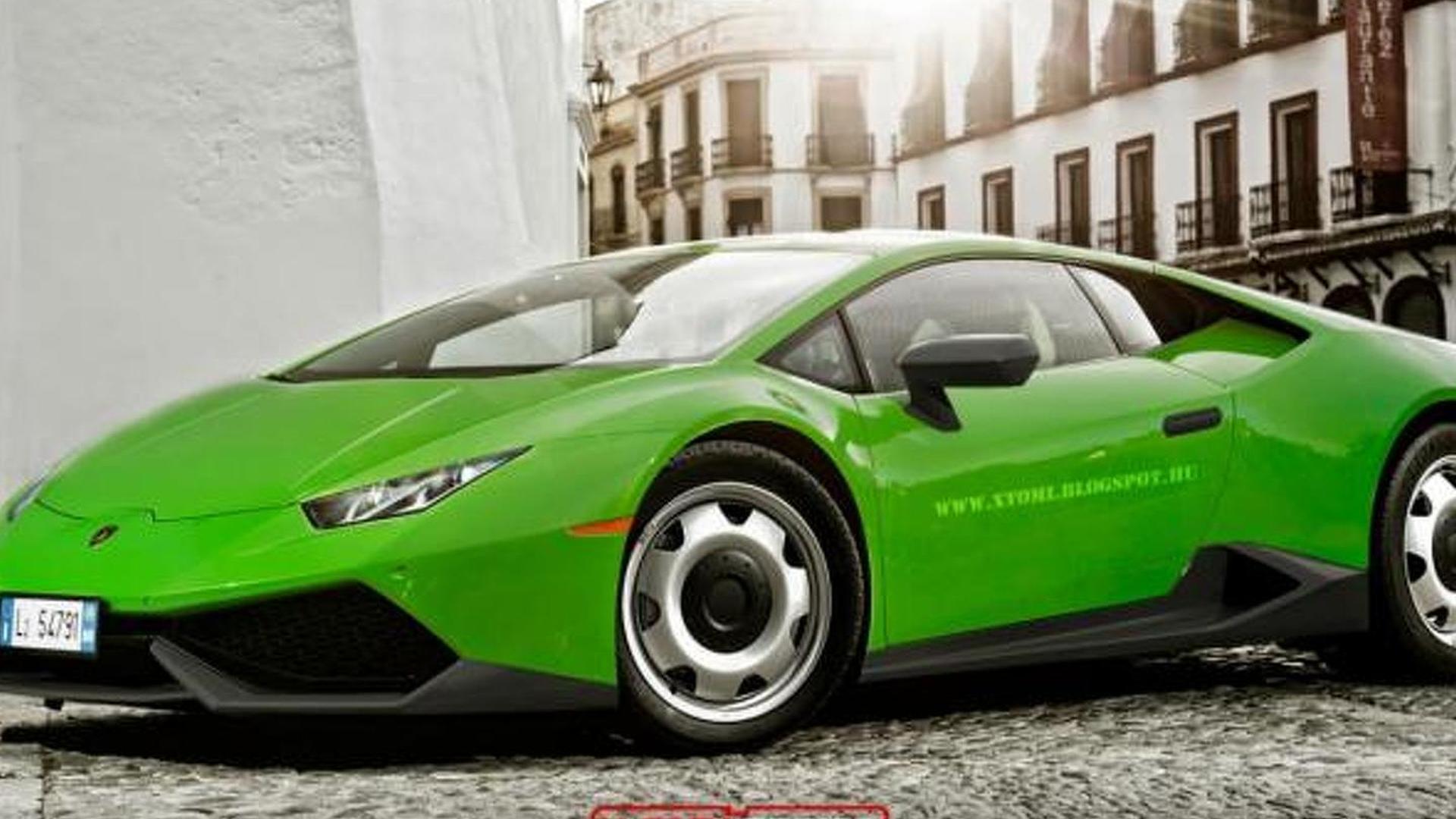 Lamborghini base model