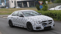 2016 Mercedes E63 AMG spy photo