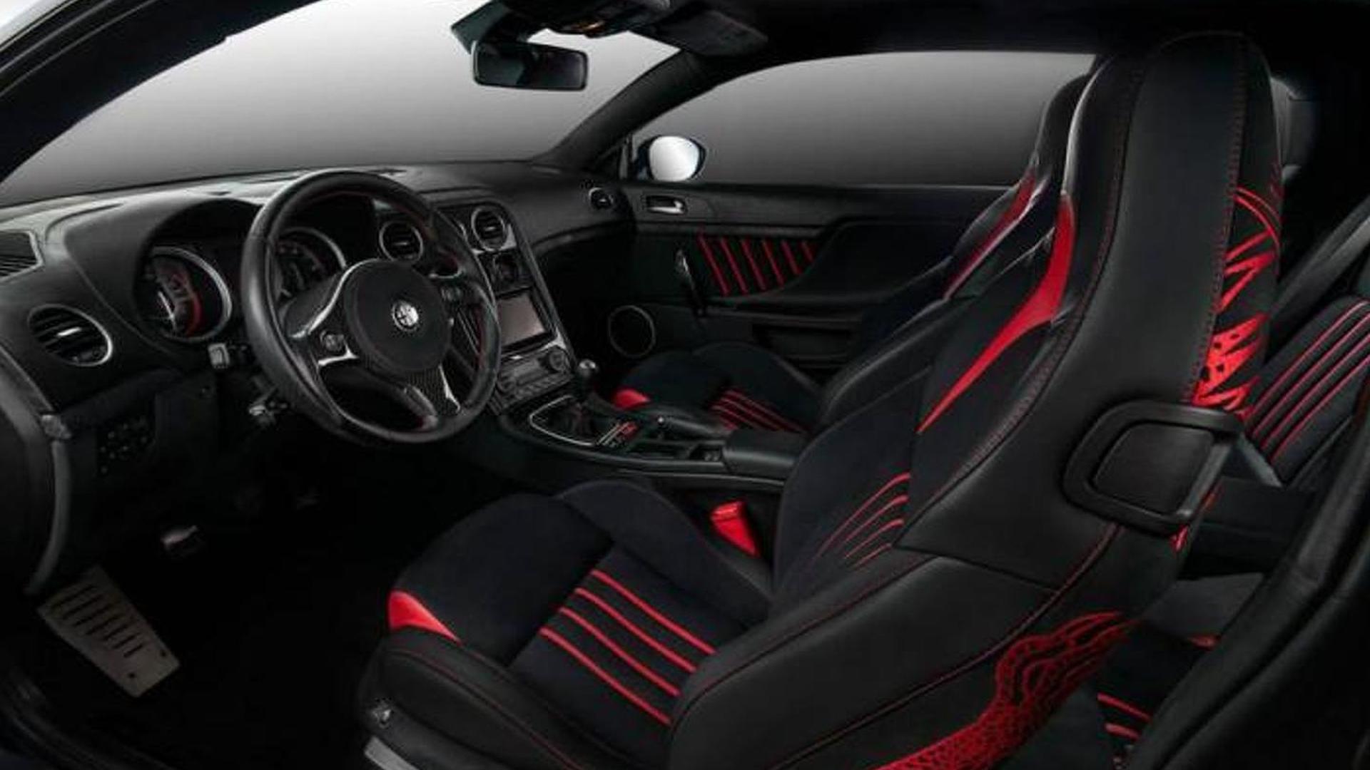 Alfa Romeo Brera Carbon – Auto Bild Ideen