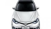 MG6 facelift