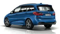 BMW 2 Serisi Gran Tourer'a M Sport paketi geldi