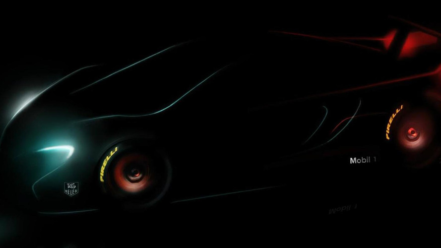 McLaren teases new track-focused GT model prior to Goodwood launch, likely the 650S GT3