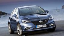 2016 Opel Astra render