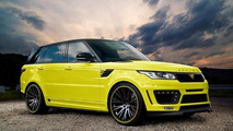 Range Rover Sport by Aspire Design