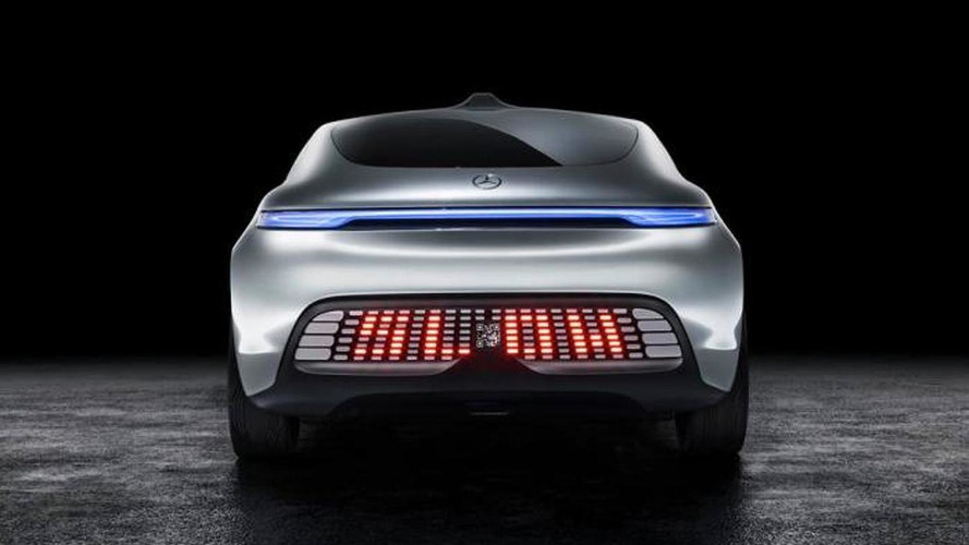 Mercedes-Benz F 015 Luxury In Motion Concept New Images, Details