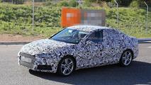 2016 Audi A4 spy photo