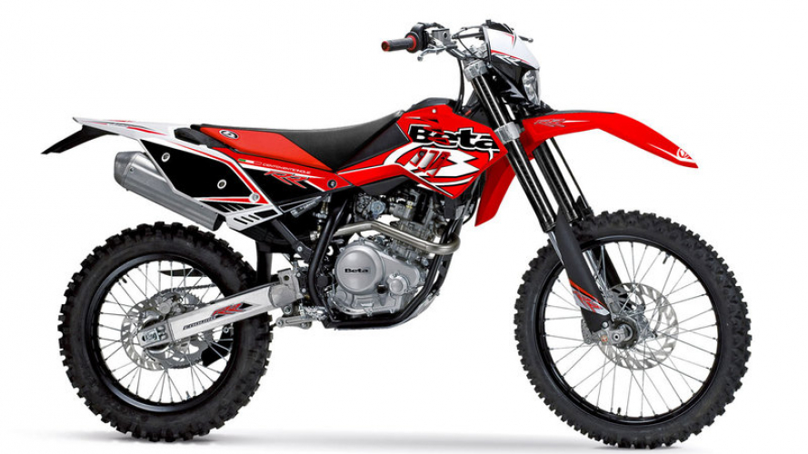 Beta RR 125 LC 2010 enduro e motard