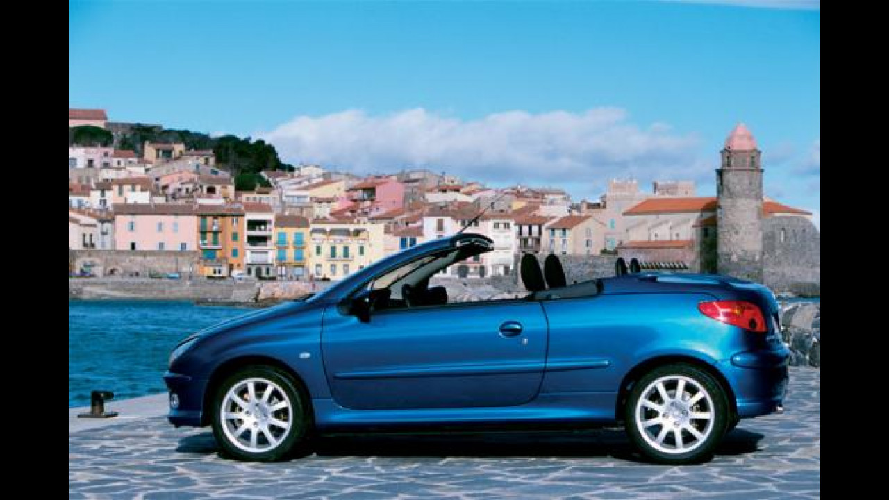Peugeot 206 gamma 2004