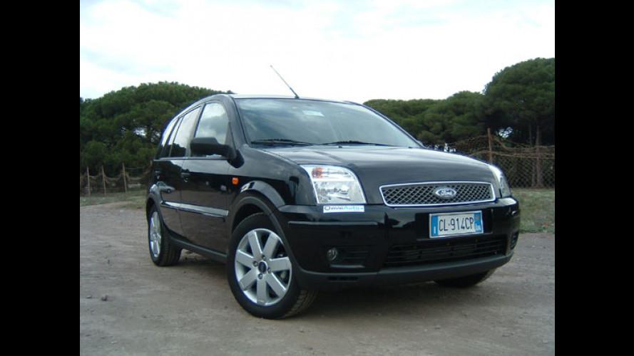 Ford Fusion 1.4 TDCi Durashift