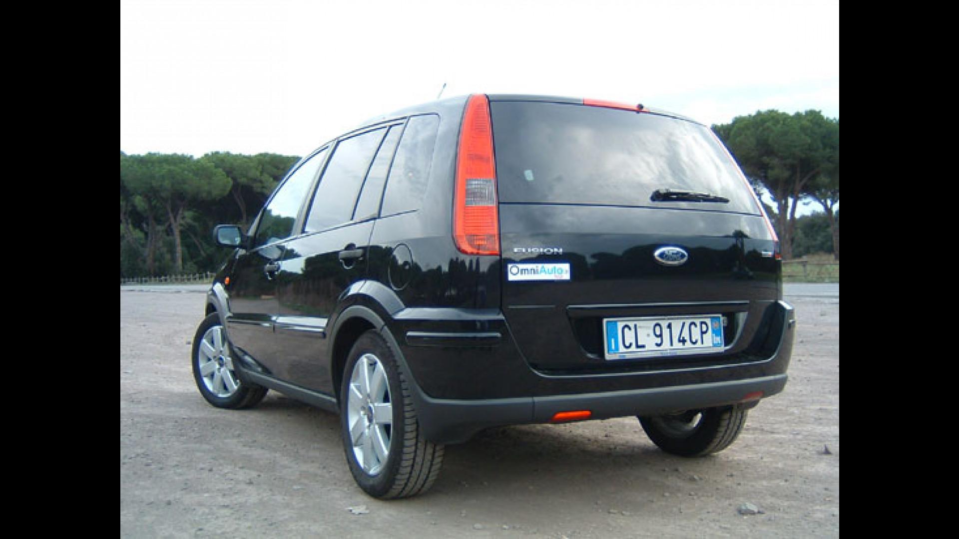 Ford Fusion 1 4 Tdci Durashift