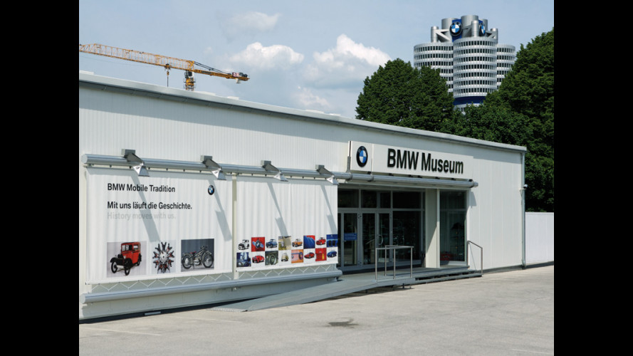 Bmw Welt: coming soon...