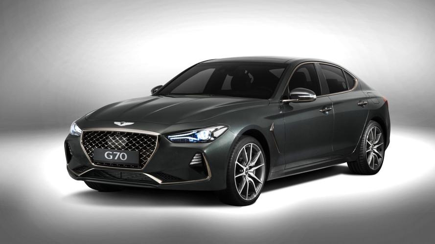 Genesis G70 - La coréenne veut se faire la peau des allemandes