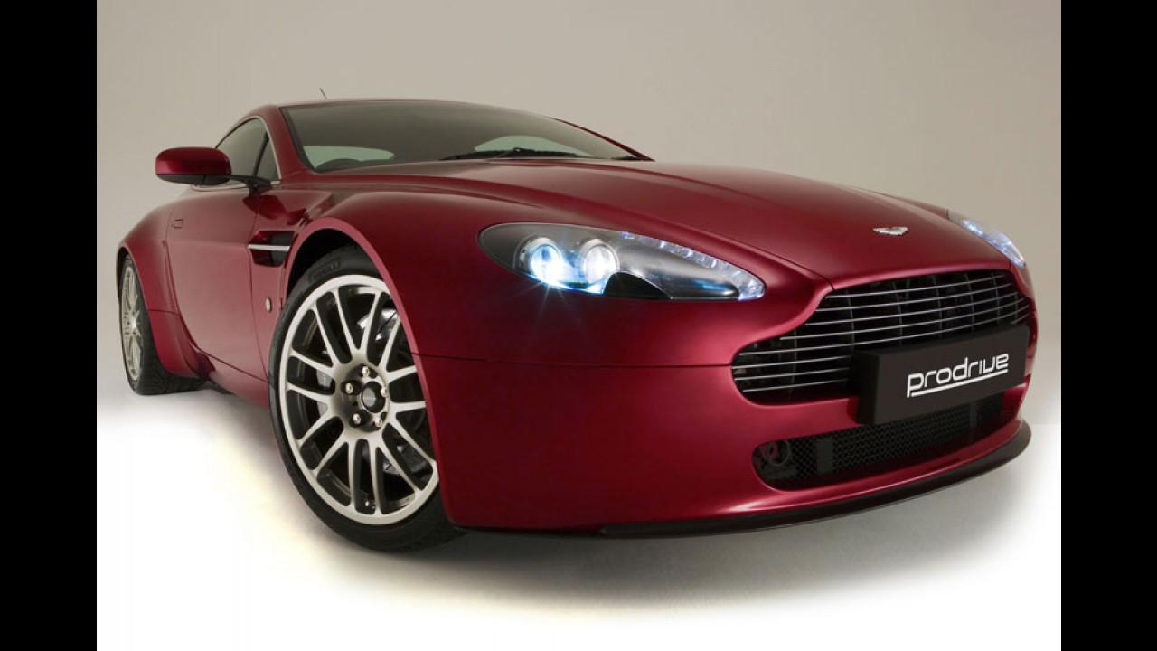 Aston Martin V8 Vantage Prodrive