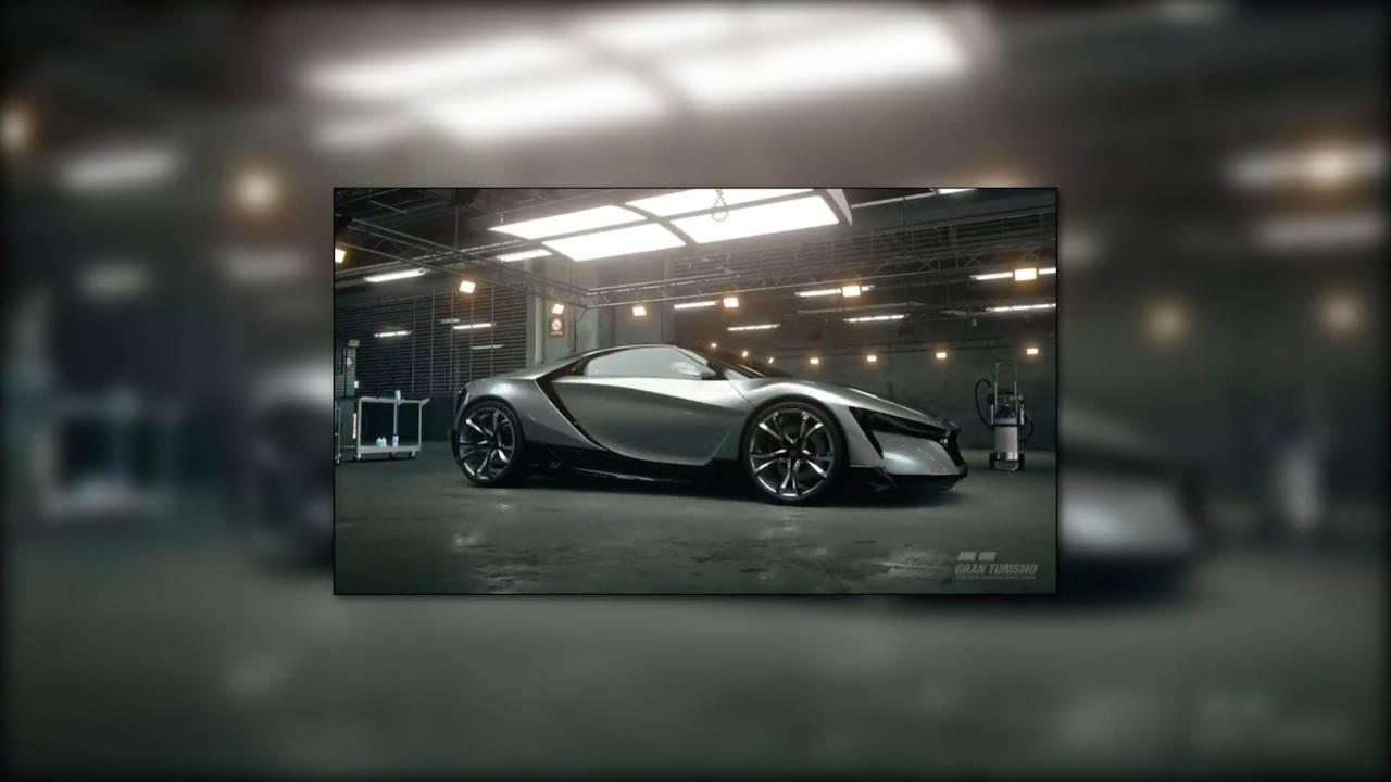 Honda Vision Concept