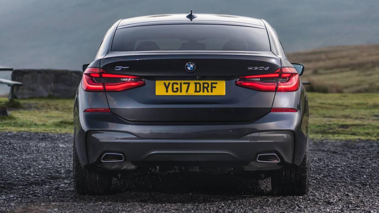 2017 BMW 6 Series GT