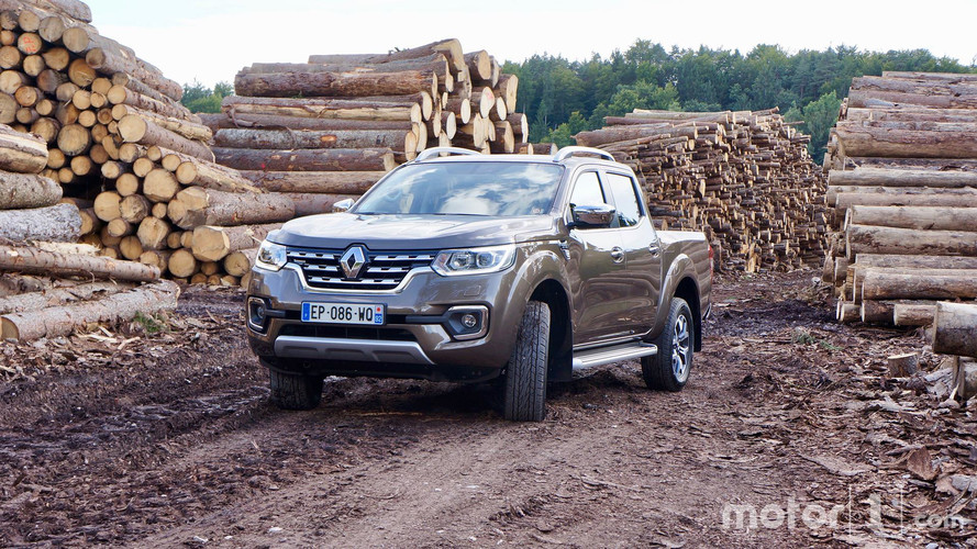 Renault Alaskan será apresentada no Salão do Automóvel de 2018
