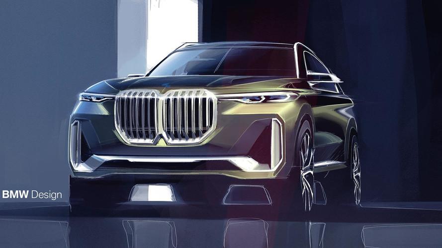 Новый суперкроссовер BMW лишат семейного имени?