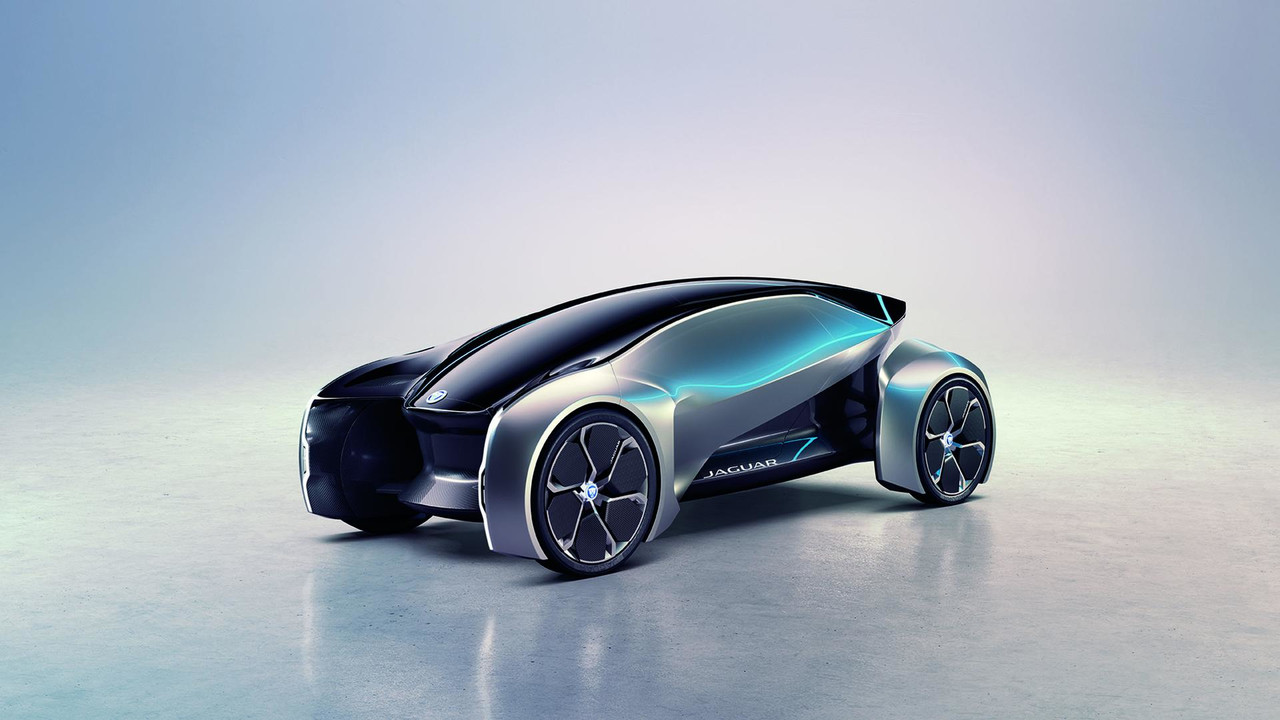 Jaguar Future-Type Concept 2017
