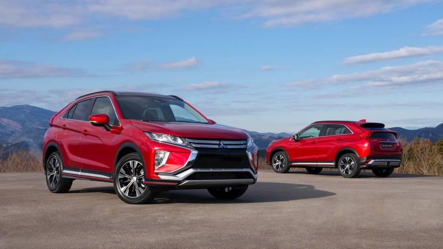 Precios Mitsubishi Eclipse Cross 2019: ahora, con motor turbodiésel