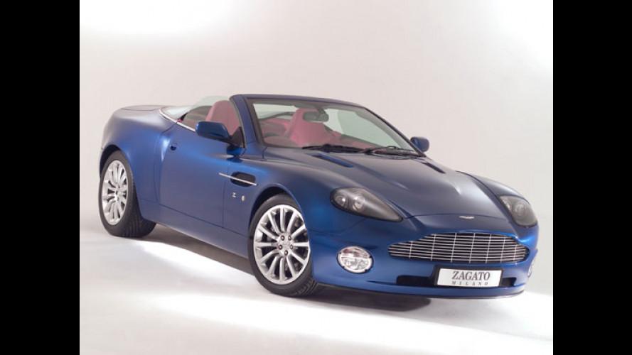 Aston Martin Vanquish by Zagato