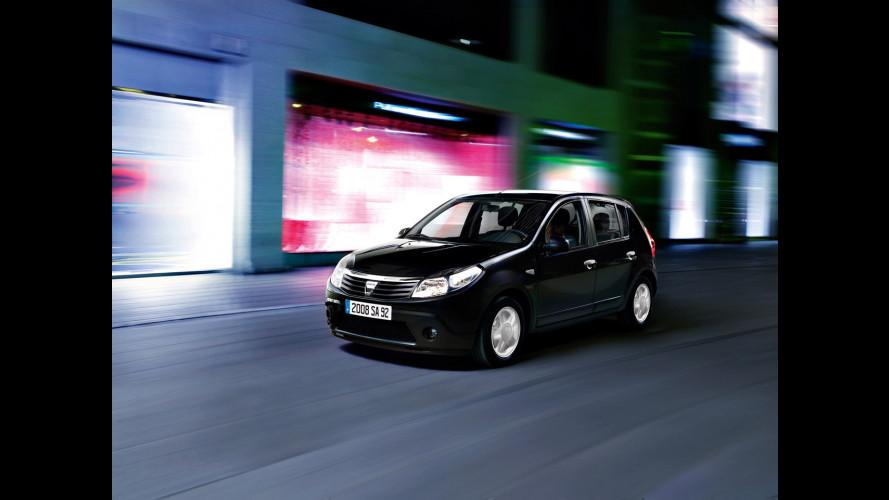 Dacia Sandero: il low cost riparte da 7.350 Euro