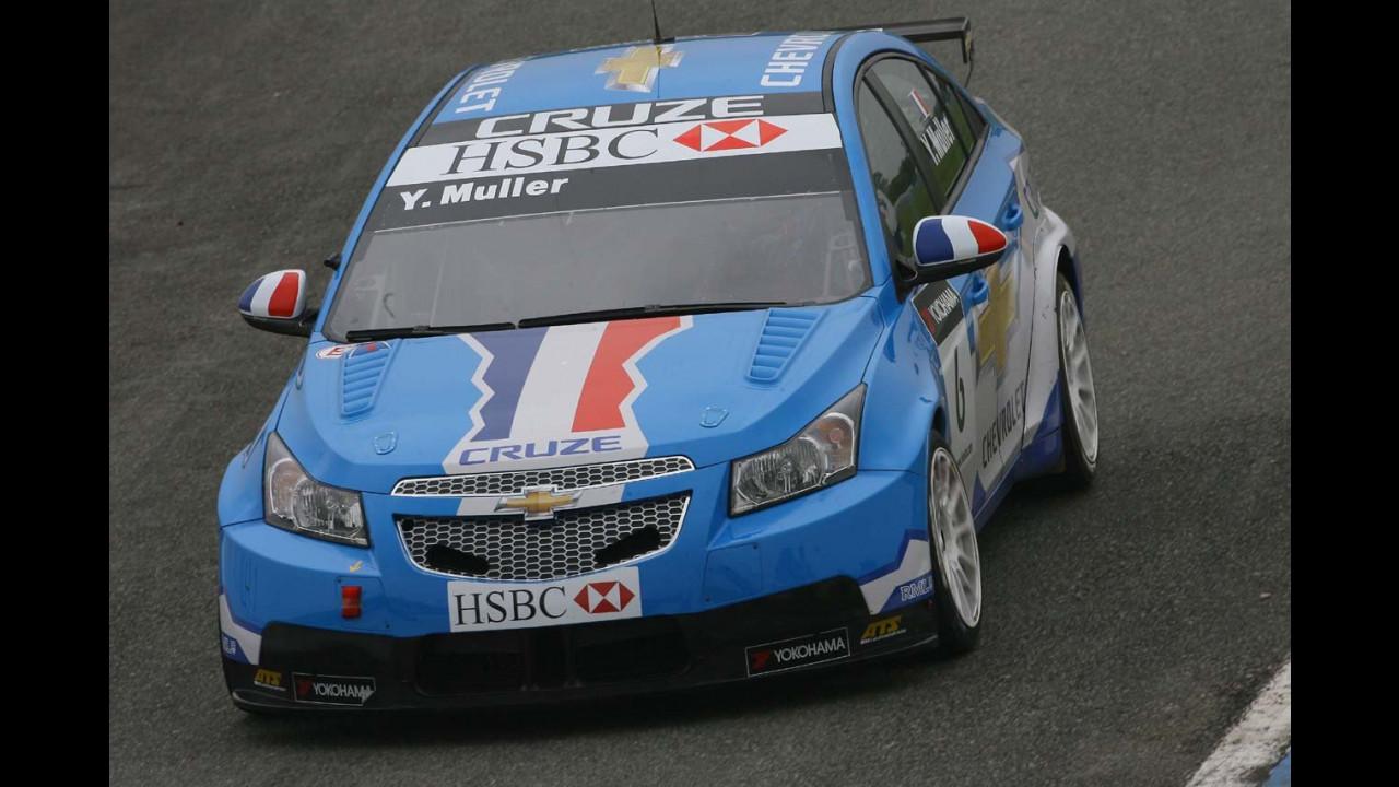 Chevrolet Cruze WTCC 2010