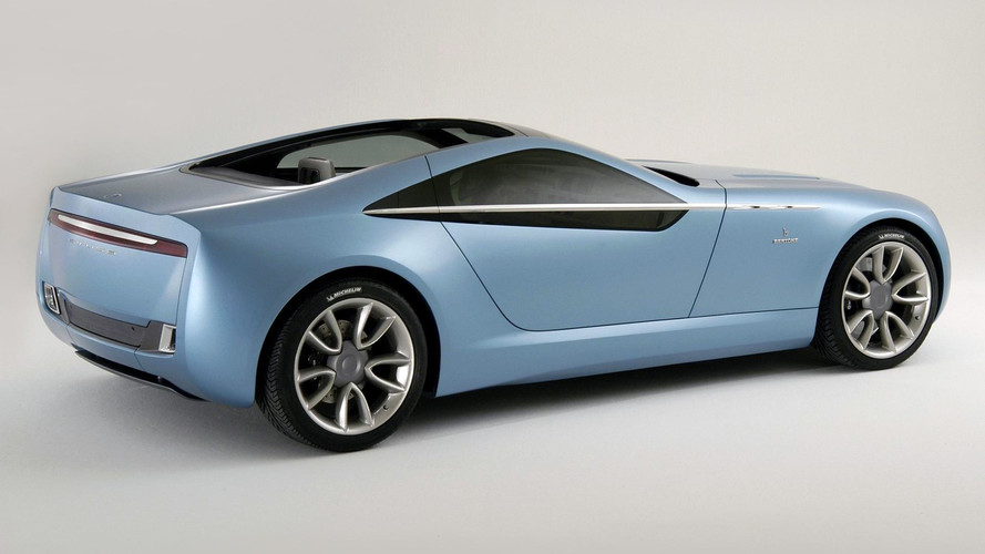 2003 Bertone Birusa: Concept We Forgot