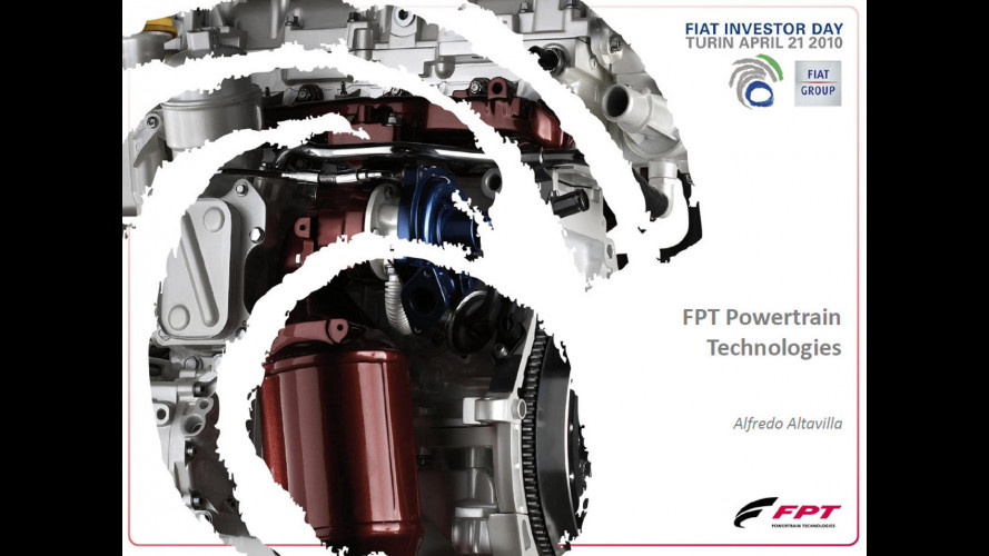 Piano Strategico 2010-2014: Fiat Powertrain Technologies