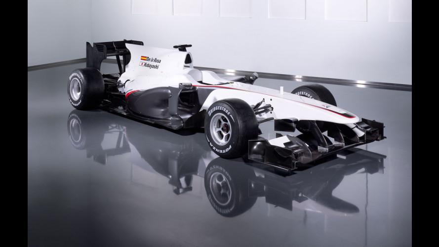 F1: la BMW-Sauber C29