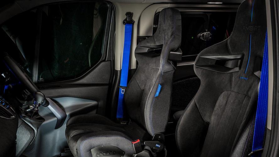 Ford R Spec Transit Custom, preparada por MS RT